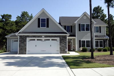 Southern Pines Single Family Home For Sale: 141 Broome Sedge Lane
