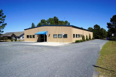 Moore County Commercial For Sale: 250 McDougall Drive