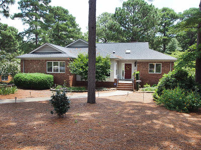 Whispering Pines Single Family Home For Sale: 25 Par Drive