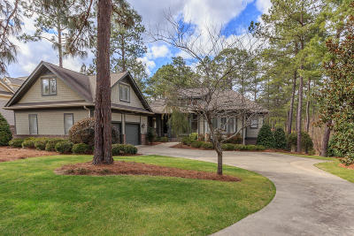 Pinehurst Single Family Home For Sale: 422 Meyer Farm Drive