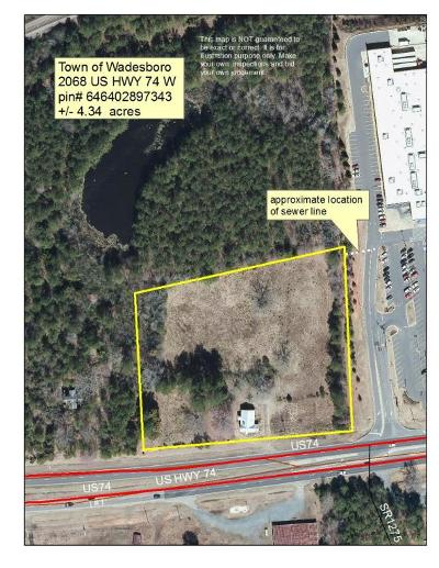 Commercial For Sale: 2068 W Hwy 74