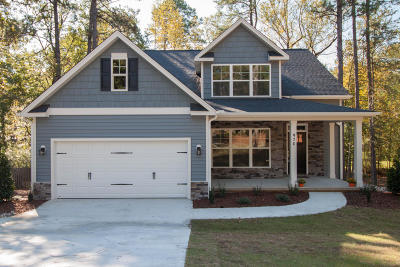 Pinehurst NC Single Family Home For Sale: $315,000