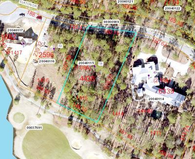 Pinehurst Residential Lots & Land For Sale: 51 Elkton Drive
