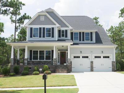 Southern Pines Single Family Home For Sale: 120 Wiregrass Lane