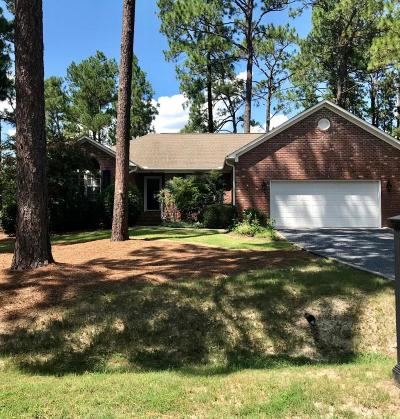 Pinehurst Rental For Rent: 19 Starlit Ln Lane