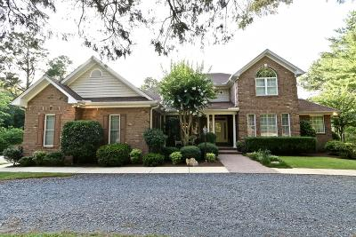 Moore County Single Family Home For Sale: 257 Tucker Road