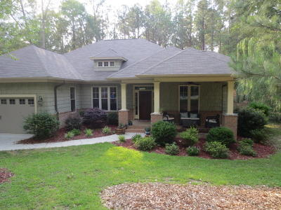 Pinehurst Rental For Rent: 45 Old Hunt Road