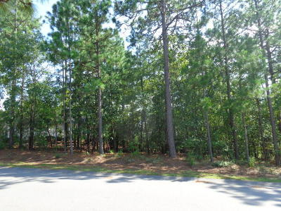 Pinehurst Residential Lots & Land Active/Contingent: 28 Bedford Circle