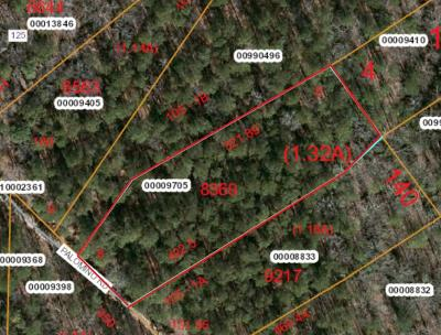 Carthage Residential Lots & Land For Sale: Lot 105-1b Palomino Dr