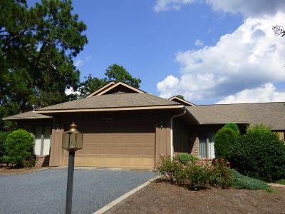 Pinehurst NC Condo/Townhouse For Sale: $222,500