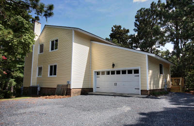 Moore County Single Family Home Active/Contingent: 108 Juniper Court