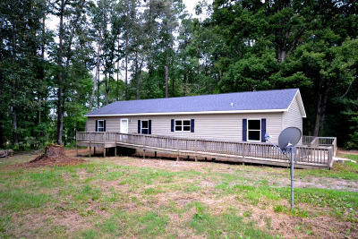 Single Family Home Active/Contingent: 3740 Big Oak Church Rd Road