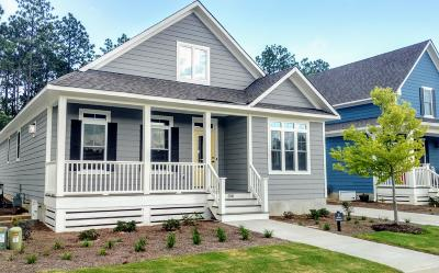 Southern Pines Single Family Home Active/Contingent: 350 Manning Square