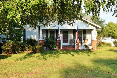 Single Family Home For Sale: 685 Wire Grass Rd