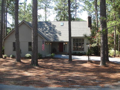 Pinehurst NC Single Family Home For Sale: $319,200