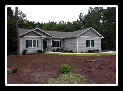 Pinehurst Single Family Home For Sale: 348 Gun Club Drive