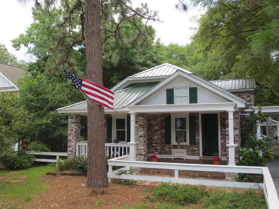 Southern Pines Single Family Home For Sale: 350 N Leak Street