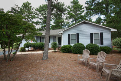 West End, Seven Lakes Single Family Home For Sale: 190 Firetree Lane