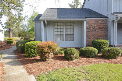 Pinehurst Condo/Townhouse For Sale: 925 Morganton Road #4a