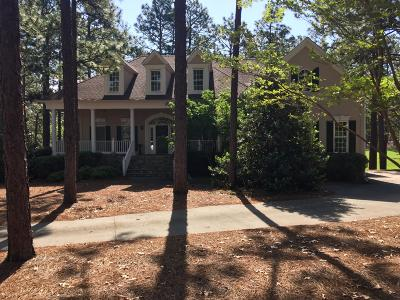 Pinehurst NC Single Family Home For Sale: $400,000