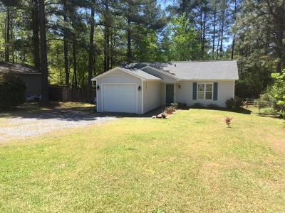 Moore County Rental For Rent: 110 Chapel Greens Place