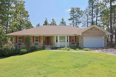 Pinehurst NC Single Family Home For Sale: $360,000