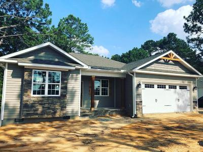 Whispering Pines Single Family Home For Sale: 103 Hardee Lane