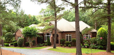 Pinehurst NC Single Family Home For Sale: $639,000