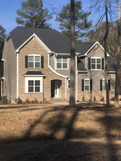 Whispering Pines Single Family Home For Sale: 211 Dresden Lane