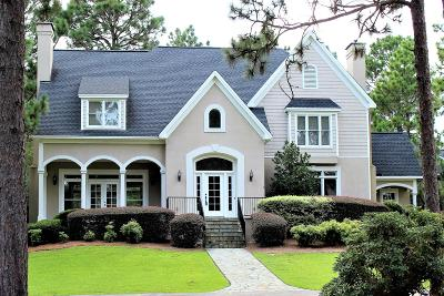 Pinehurst NC Single Family Home For Sale: $549,000