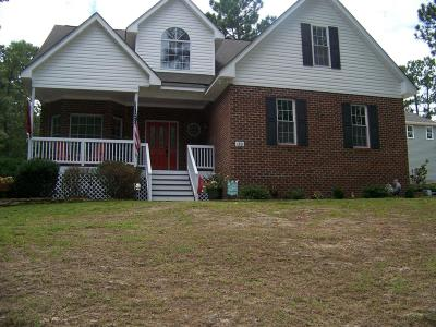 Pinehurst NC Single Family Home For Sale: $299,800