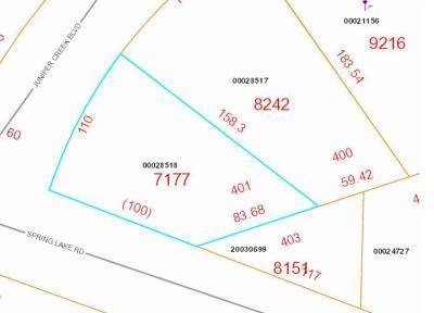 Residential Lots & Land For Sale: 323 Juniper Creek Boulevard