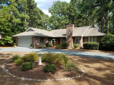 Whispering Pines Single Family Home For Sale: 35 Bogie Dr. Drive