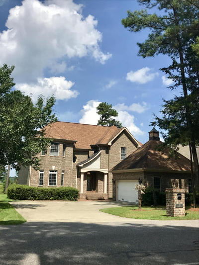 Vass Single Family Home For Sale: 411 Riverbirch Drive