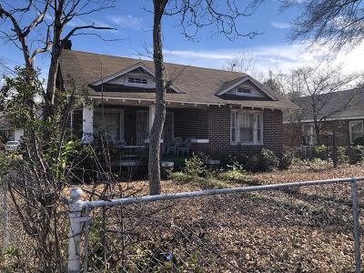 Single Family Home For Sale: 501 Champlain Street