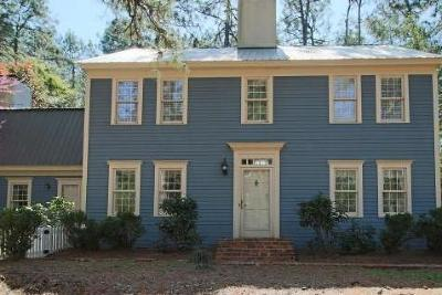 Pinehurst, Raleigh, Southern Pines Rental Leased: 109 Pettingill Place