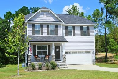 Aberdeen Single Family Home For Sale: 198 Sandy Springs Road