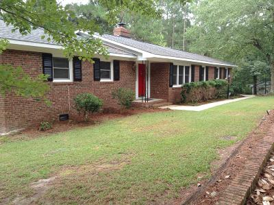 Southern Pines Single Family Home For Sale: 405 Kyloe Road