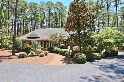 Pinehurst Single Family Home For Sale: 19 Abbottsford Drive