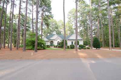 Pinehurst Single Family Home Active/Contingent: 62 Devon Drive