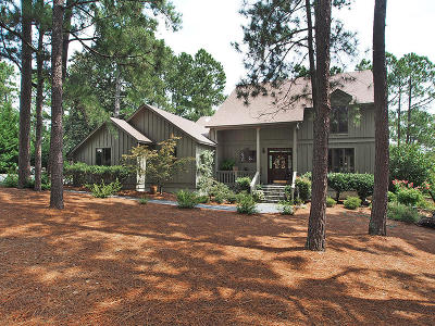 Pinehurst Single Family Home For Sale: 60 Pinewild Drive