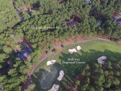 Ccnc Residential Lots & Land For Sale: 340 Lake Dornoch Drive