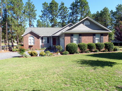 Pinehurst Single Family Home Active/Contingent: 2020 W Longleaf Drive