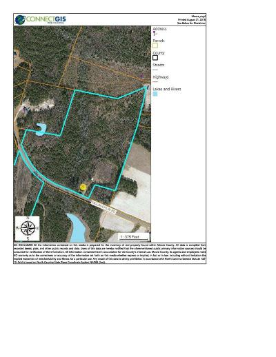 Cameron Residential Lots & Land Active/Contingent: 533 McLauchlin Rd Road