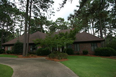 Pinehurst Single Family Home For Sale: 198 National Drive