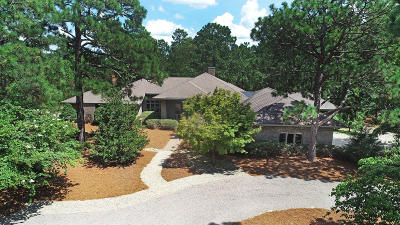 Pinehurst Single Family Home For Sale: 840 Lake Dornoch Drive