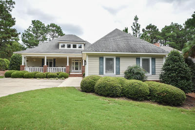 Pinehurst, Southern Pines Single Family Home For Sale: 24 Granville Drive