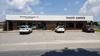 Moore County Commercial For Sale: 136 Trade Street