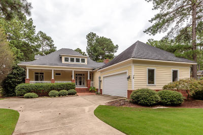 Pinehurst, Southern Pines Single Family Home For Sale: 4 Wellington Drive