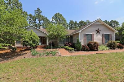 Foxfire NC Single Family Home For Sale: $233,000